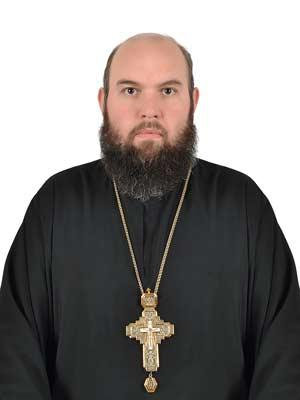 Протоиерей Иоанн Цуркан Свято-Ильинский храм