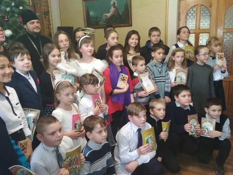 Конкурс чтецов в Свято-Ильинском храме