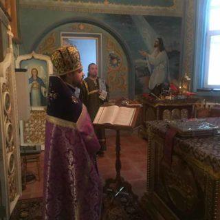 Неделя 1-я Великого поста. Торжество Православия. Свято-Ильинский храм