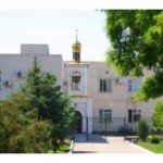 Храм Луки Крымского сан.Пирогова Саки Крым