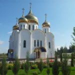 Храм Феодора Ушакова Новофедоровка Крым