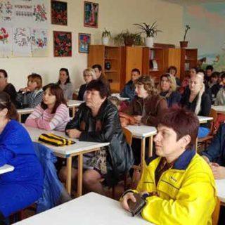 Родительское собрании по выбору модуля ОРКСЭ г.Саки