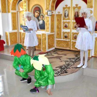"""""""Любовь сорадуется истине"""", храм Архангела Гавриила п. Штормовое"""