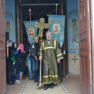 Утреня Великой Субботы Свято-Ильинский храм г.Саки