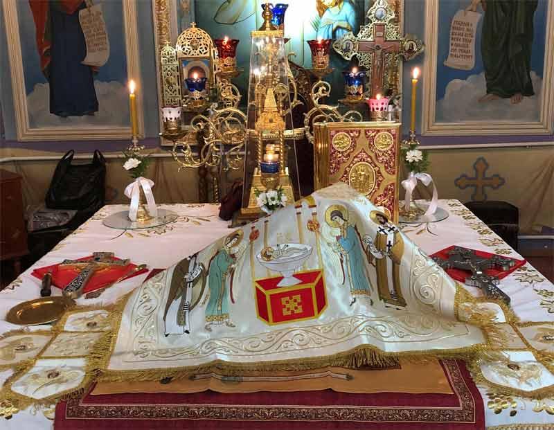 Рождество Христово в Свято-Ильинском храме