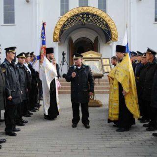 Главная икона ВМФ России