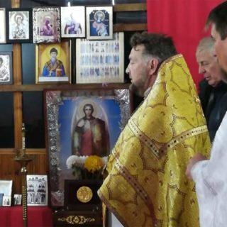 Первый Престольный праздник в с. Михайловка в день Архистратига Михаил